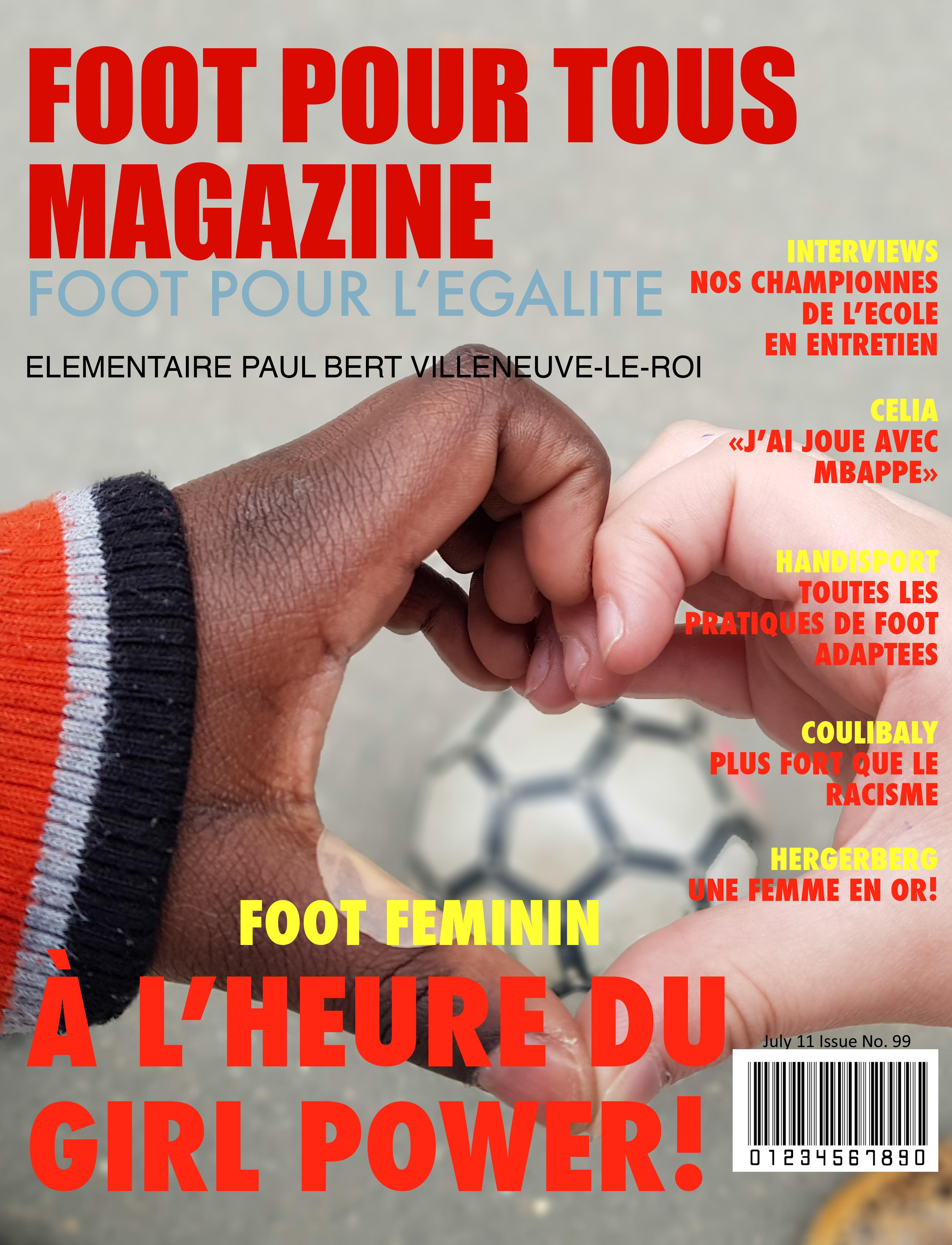 Foot pour tous magazine